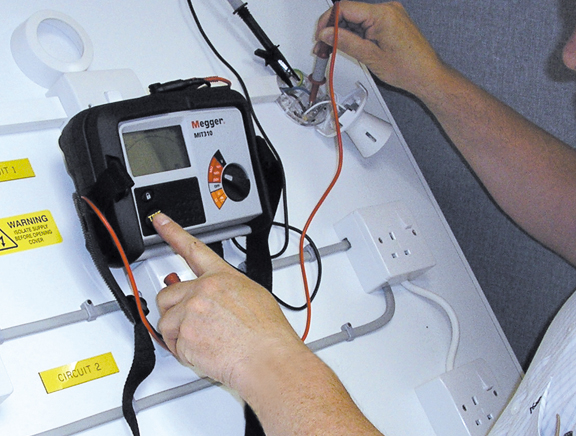 Initial Verification & Certification of Electrical Installations