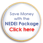 Save with our NEDEI course