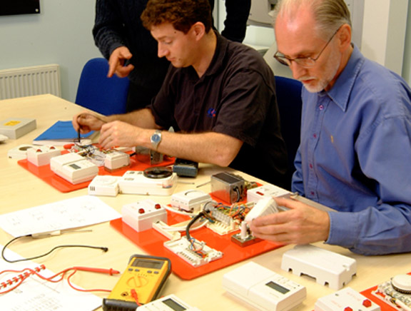 wiring course
