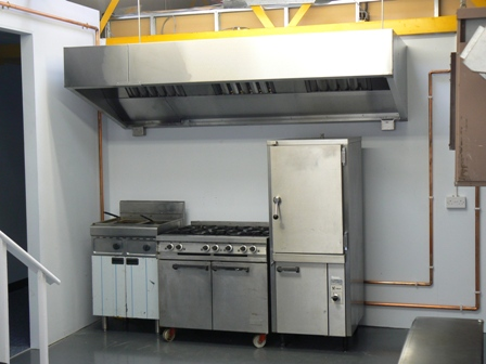 COCATA1 Changeover to Catering Appliances