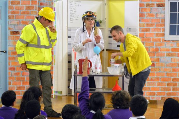 gas safety in school