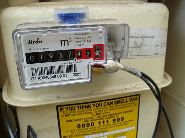 Domestic Gas Meter Installation package