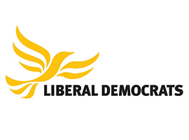 Lib dem party logo 2015
