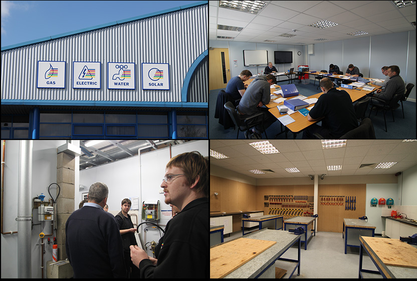 A look at our luton training centre