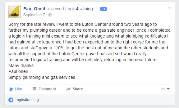 logic4training facebook review