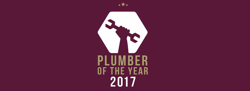 UK Plumber Of The Year 2017
