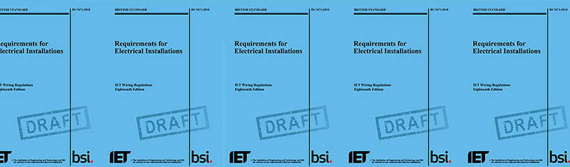 What's in the 18th edition wiring regulations | Logic4training on