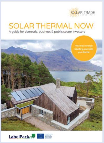 solar thermal now report