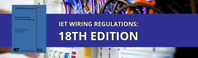 Awe Inspiring Get Ready For The 18Th Edition Wiring Regulations Logic4Training Wiring Digital Resources Minagakbiperorg