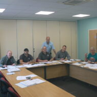 Sittingbourne 1st batch of learners