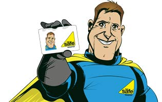 Show your Gas safe ID